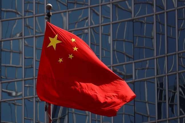 Bandeira da China 29/04/2020 REUTERS/Thomas Peter