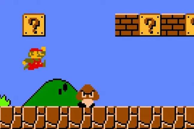 Super Mario Bros: Jogo pode ser encurtado através do Speedrun.