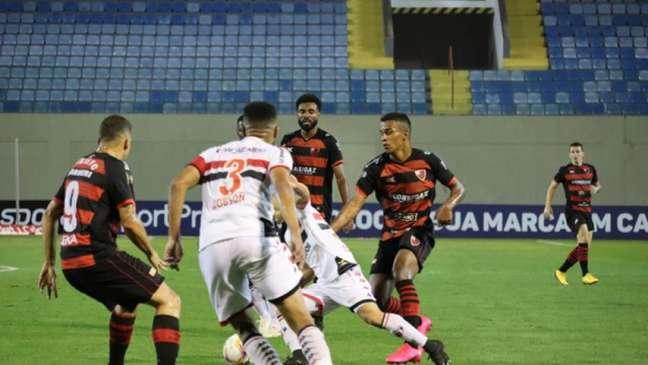 Foto: Alex Caús/Oeste FC