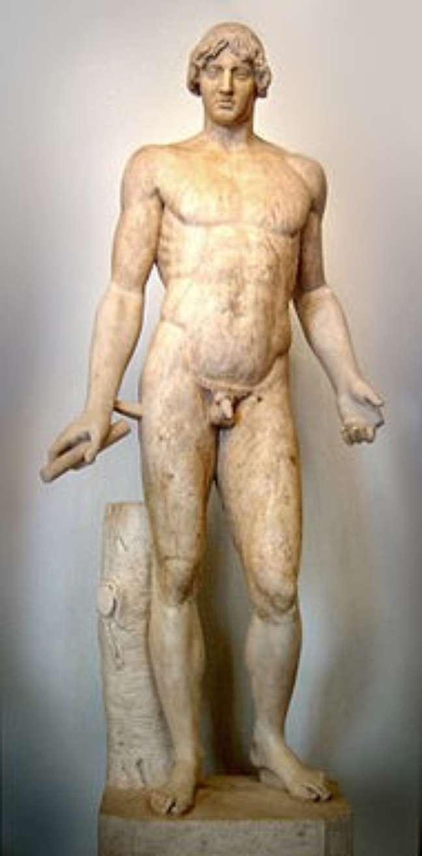 Apolo, a exaltação do corpo