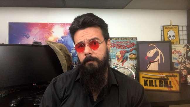 Affonso Solano é um dos participantes do game show Extra Life, no dia 10 de outubro