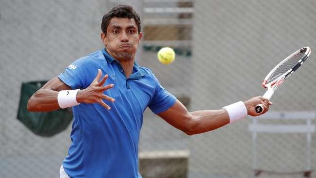 Thiago Monteiro está na 3ª rodada de Roland Garros