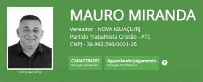 Candidato a vereador é assassinado em Nova Iguaçu