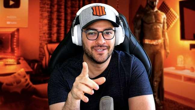 Montalvão é um dos participantes do game show Extra Life, no dia 10 de outubro