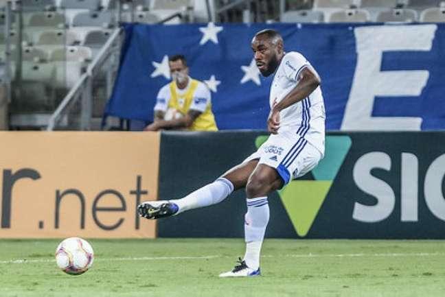 Manoel recebeu mensagens de apoio do torcedor nas redes sociais mesmo com a derrota para o Sampaio Corrêa-(Bruno Haddad/Cruzeiro)