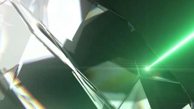 O laser é capaz de gravar códigos de identificação únicos com um quinquagésimo do tamanho de um fio de cabelo humano