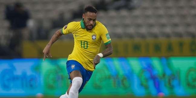 Neymar não fez gol, mas teve boa atuação na goleada contra a Bolívia