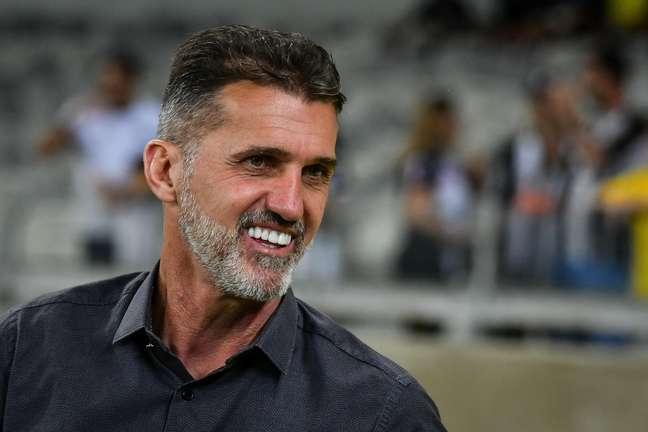 Vagner Mancini é o novo técnico do Corinthians