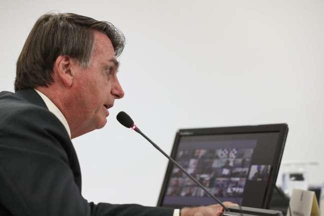 Jair Bolsonaro (Imagem: Marcos Corrêa/PR)