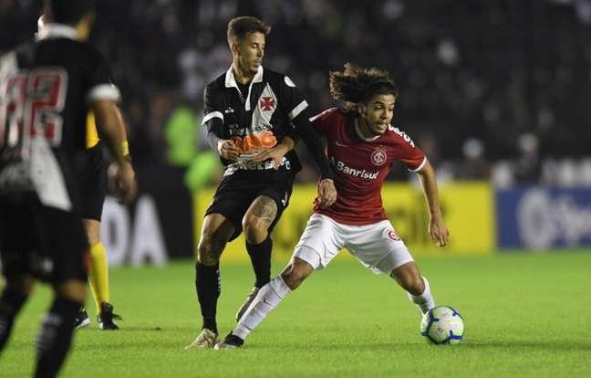 No ano passado, o Vasco venceu os dois duelos contra o Internacional (Ricardo Duarte/Internacional)