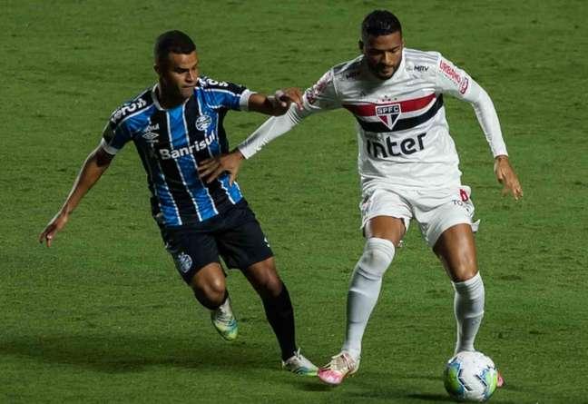Clássico nacional ficou no empate sem gols (Fotoarena Maurício Rummens Agência Lancepress!)