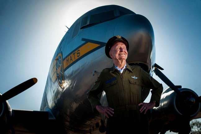 O Candy Bomber
