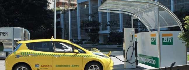 Carro elétrico: Brasil precisa reduzir em 43% os seus níveis de emissões de gases de efeito estufa até 2030.