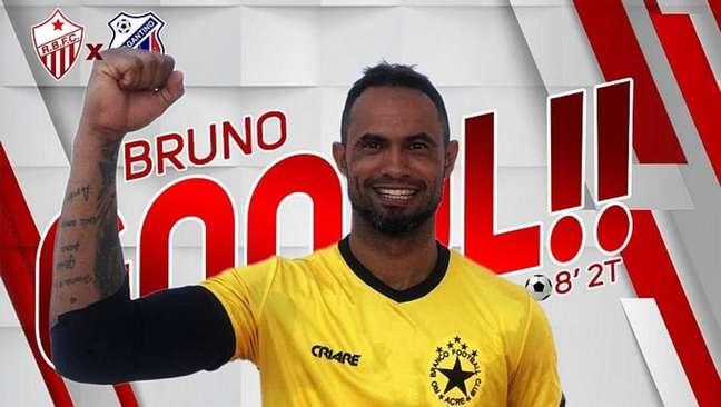 "Goleiro Bruno: ""fera, ídolo, gigante"". Torcedores do Rio Branco-AC exaltam jogador condenado por homicídio"