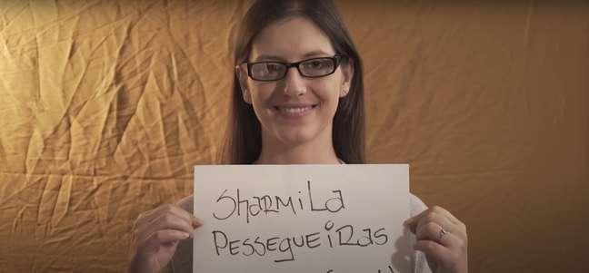 Sharmila Persegueiras (Danielle Di Donato) é a atriz sofredora e que ri da própria desgraça em 'Sheila de Charme', série independente que estreou na Amazon Prime Video
