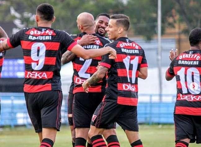 (Foto: Divulgação/Jefferson Vieira/Oeste FC)
