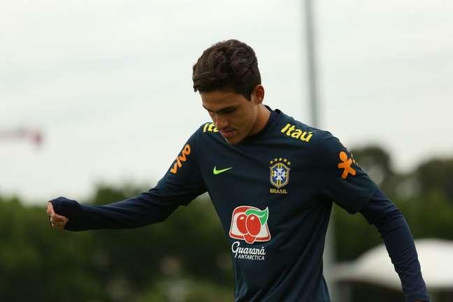 Pedro foi convocado por Tite para os jogos das Eliminatórias contra Venezuela e Uruguai