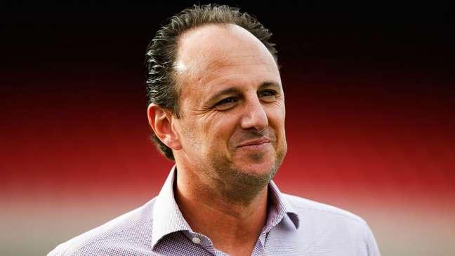 Rogério Ceni é o novo técnico do Flamengo