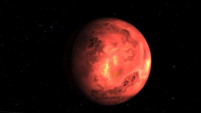 Há muitos anos, a Terra não era muito diferente de K2-141b