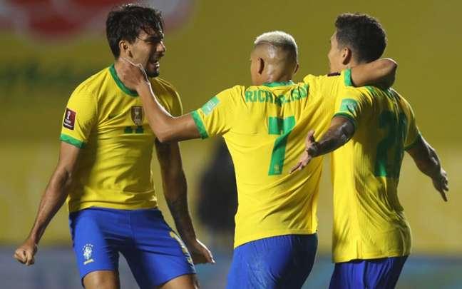 Brasil encara o Uruguai nesta terça-feira, às 20h, nas Eliminatórias (Foto: AFP)