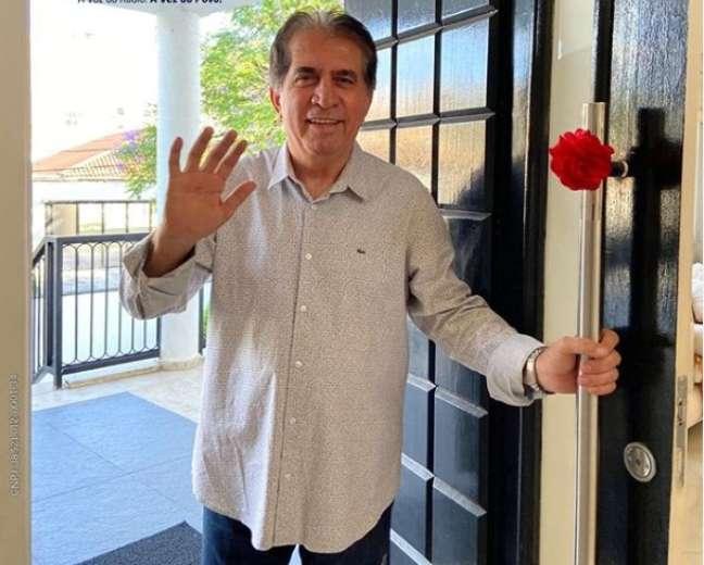 Radialista há mais de 50 anos conseguiu se eleger para a Câmara Municipal de São Paulo