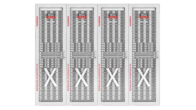 """Os """"supercomputadores"""" fornecido pela Oracle ao TSE são do modelo Exadata X8"""