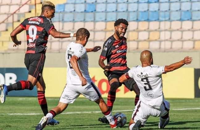 Guilherme Drovas/Oeste FC