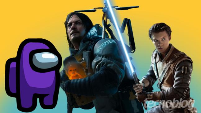 Sucesso Among Us, Death Stranding e Star Wars estão na Black Friday de PC (Iimagem: Vitor Pádua/Tecnoblog)