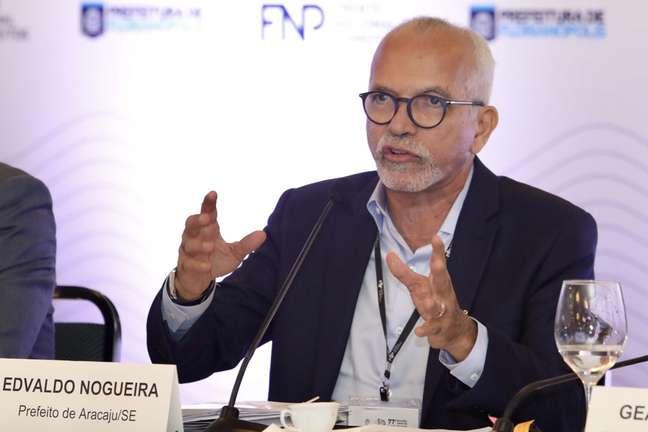 Edvaldo Nogueira venceu em Aracaju