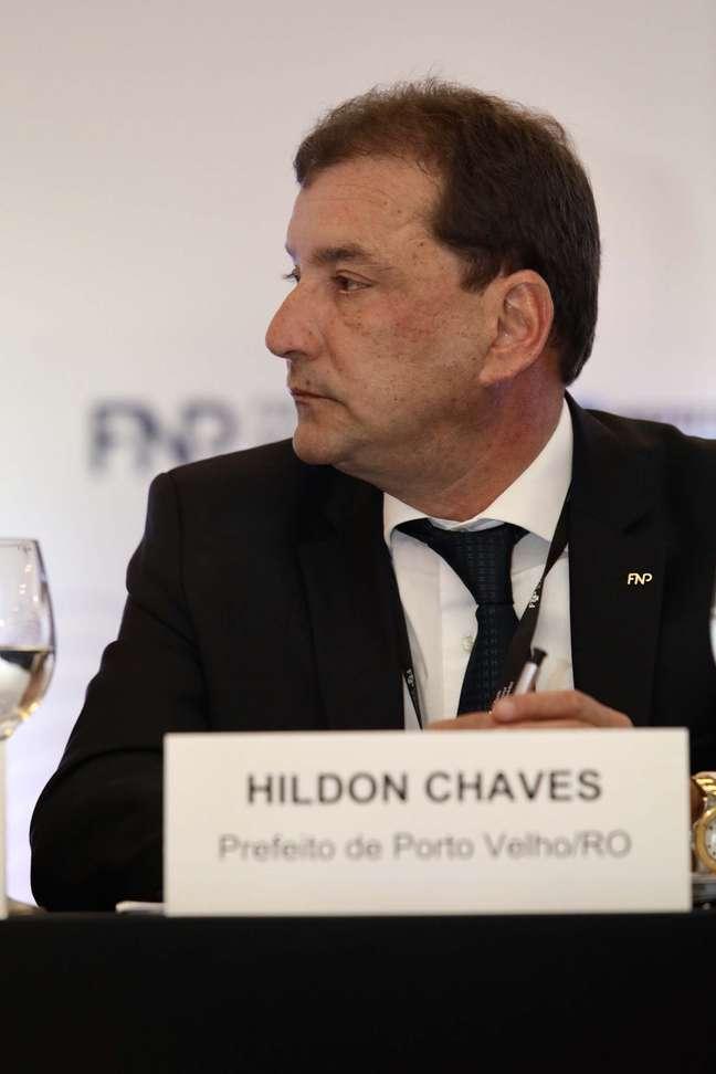 Hildon Chaves venceu em Porto Velho