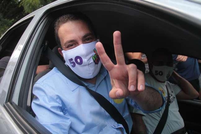 Guilherme Boulos (PSOL) foi para o 2º turno em São Paulo, mas o partido dele teve pouca representatividade