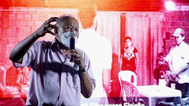 O candidato do MDB, Dr. Pessoa, vence as eleições para a prefeitura de Teresina (PI)