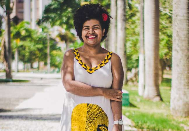 Jô Oliveira (PcdoB) foi a primeira vereadora negra eleita em Campina Grande, na Paraíba