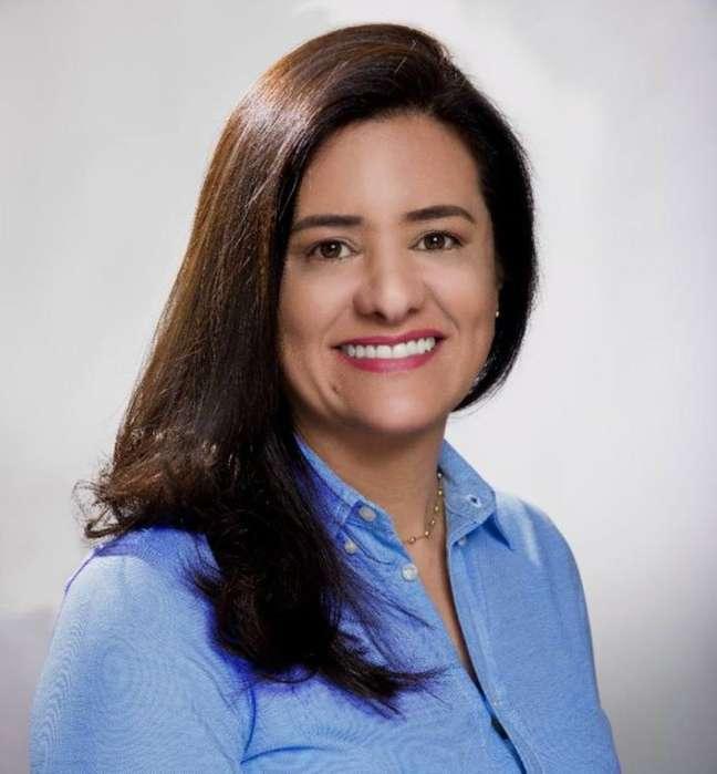 Renata Sene (Republicados) foi reeleita prefeita de Francisco Morato