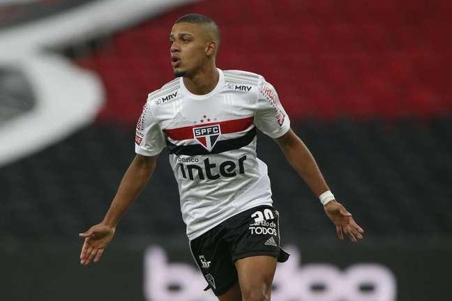São Paulo é o novo líder do Campeonato Brasileiro (Rubens Chiri/saopaulofc.net)