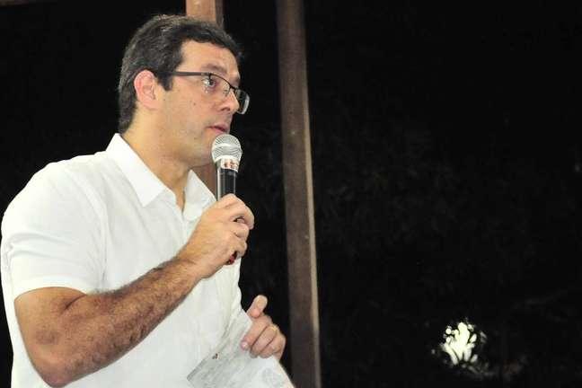 O candidato à prefeitura de Macapá pelo Cidadania, Antônio Furlan