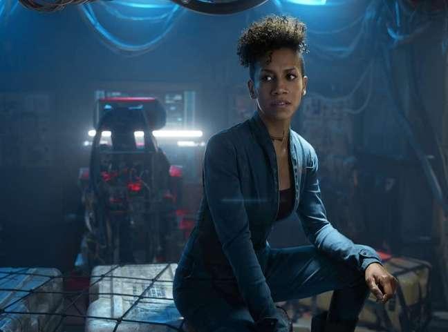 Dominique Tipper, Naomi de 'The Expanse', fala sobre expectativa para a reestreia da série