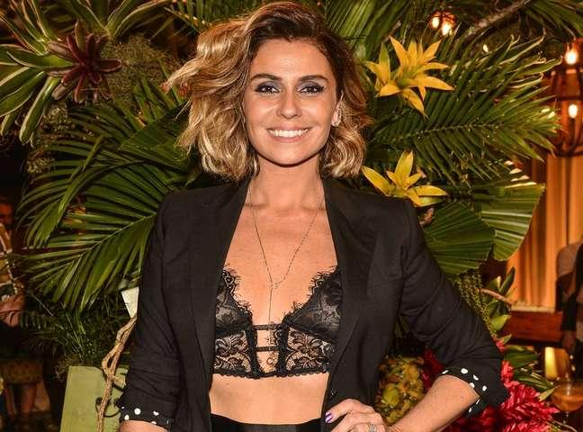 Giovanna Antonelli testou positivo para covid-19, mas segundo sua assessoria está 'bem'