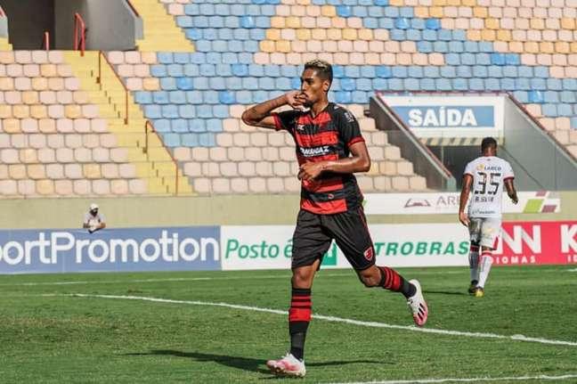 Divulgação/Oeste FC