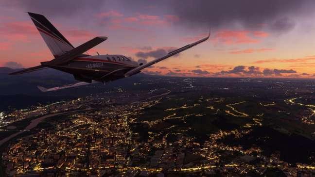 Microsoft Flight Simulator (Imagem: Asobo Studio/Xbox Game Studios)
