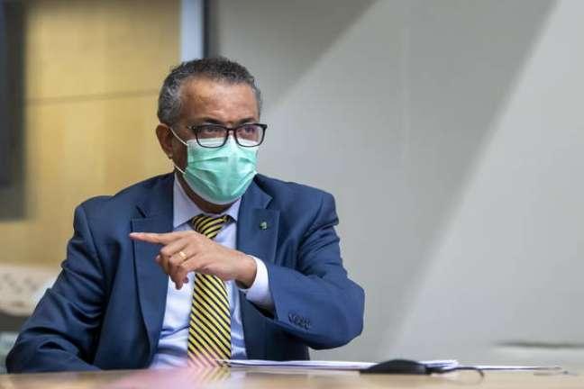 Diretor defendeu acesso à imunização de forma equitativa