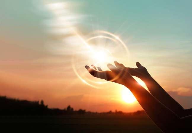 A espiritualidade é a conexão do humano com o Divino
