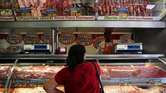 No ano passado, o preço das carnes subiu 17,97%, segundo o IPCA