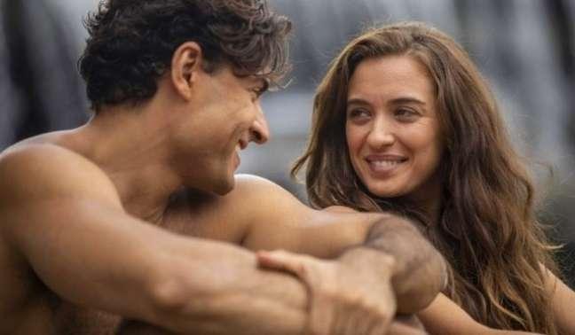 Eva (Juliana Boller) viu o companheiro bonitão e amável se transformar em marido odioso por culpá-la de tudo