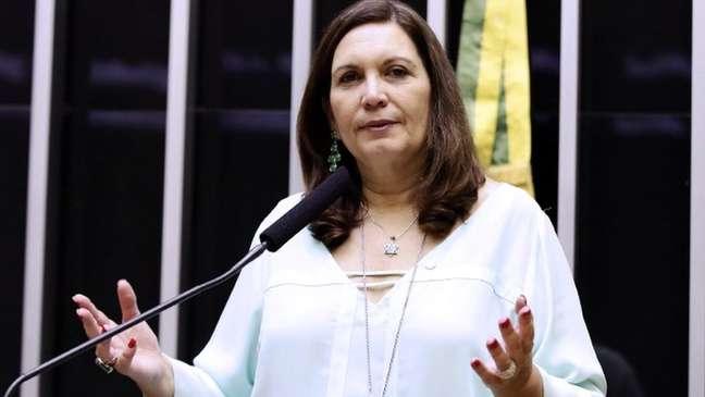 Bia Kicis foi eleita presidente da CCJ da Câmara