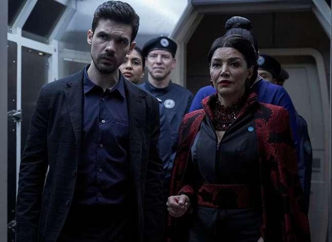 'The Expanse', série sci-fi do Prime Video, é primor em acurácia científica