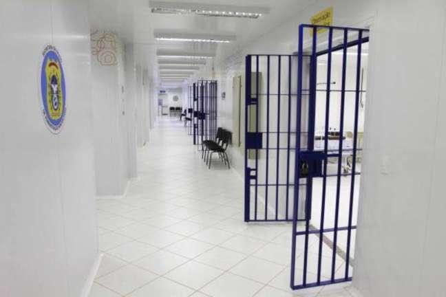 Complexo Penitenciário de Bangu, no Rio de Janeiro