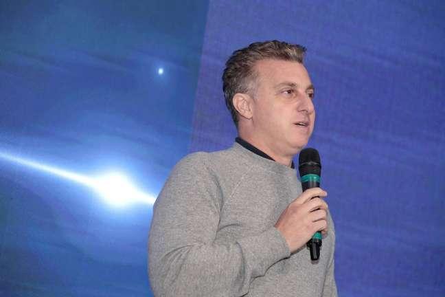 O empresário e apresentador Luciano Huck é apontado como possível candidato à Presidência em 2022