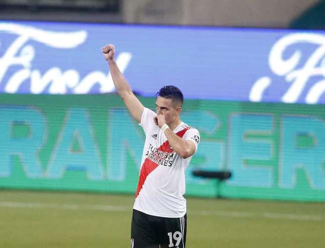 Borré é destaque do River Plate nos últimos anos