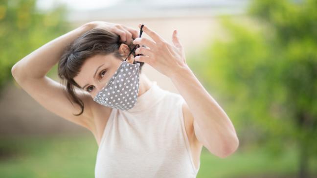 Máscaras faciais e sua eficacia